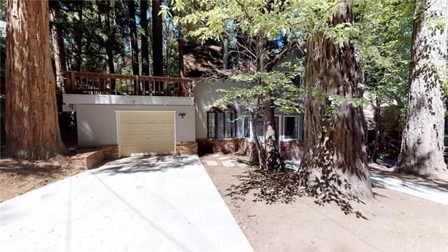 27820 Rainbow Drive, Lake Arrowhead, CA 92352 (#CV19220461) :: RE/MAX Empire Properties