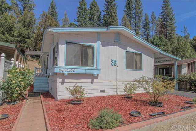 39737 Road 274 #36, Bass Lake, CA 93604 (#FR19220512) :: Twiss Realty