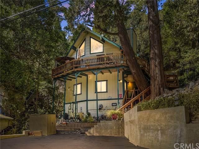 24365 Bernard Drive, Crestline, CA 92325 (#EV19220530) :: Rogers Realty Group/Berkshire Hathaway HomeServices California Properties