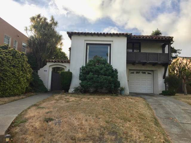 521 Hillcrest Boulevard, Millbrae, CA 94030 (#ML81768677) :: Doherty Real Estate Group