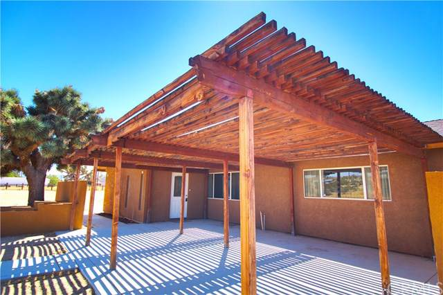 4374 Bonita Avenue, Yucca Valley, CA 92284 (#JT19220657) :: Allison James Estates and Homes