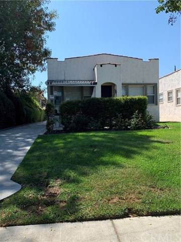385 S Sierra Madre Boulevard, Pasadena, CA 91107 (#CV19220430) :: Allison James Estates and Homes