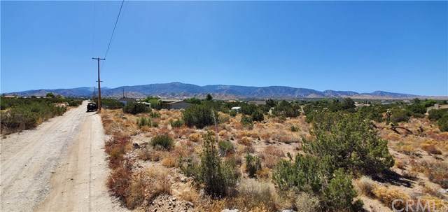 0 Ponderosa, Pinon Hills, CA 92372 (#CV19220743) :: Fred Sed Group