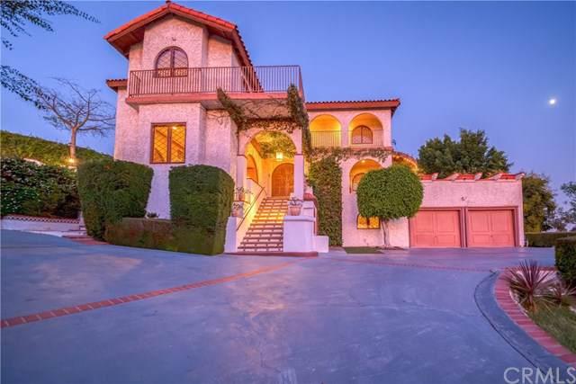 1023 West Road, La Habra Heights, CA 90631 (#PW19220754) :: Fred Sed Group