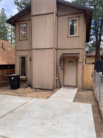 259 Maple, Sugarloaf, CA 92386 (#OC19220760) :: The Brad Korb Real Estate Group