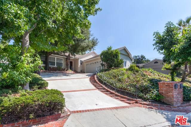 3531 Mevel Place, La Crescenta, CA 91214 (#19511200) :: The Brad Korb Real Estate Group