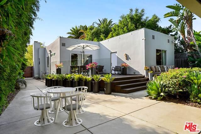 734 N Genesee Avenue, Los Angeles (City), CA 90046 (#19511204) :: Crudo & Associates
