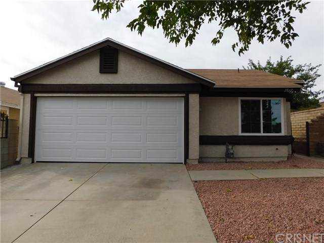 2812 E Avenue S, Palmdale, CA 93550 (#SR19220800) :: RE/MAX Empire Properties