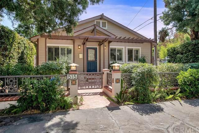 515 Palm Court, South Pasadena, CA 91030 (#OC19186337) :: The Brad Korb Real Estate Group