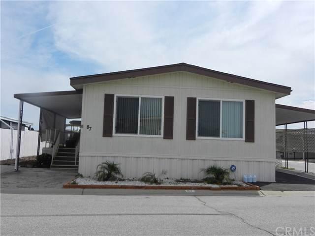 1065 Lomita Boulevard #87, Harbor City, CA 90710 (#SB19220812) :: Go Gabby