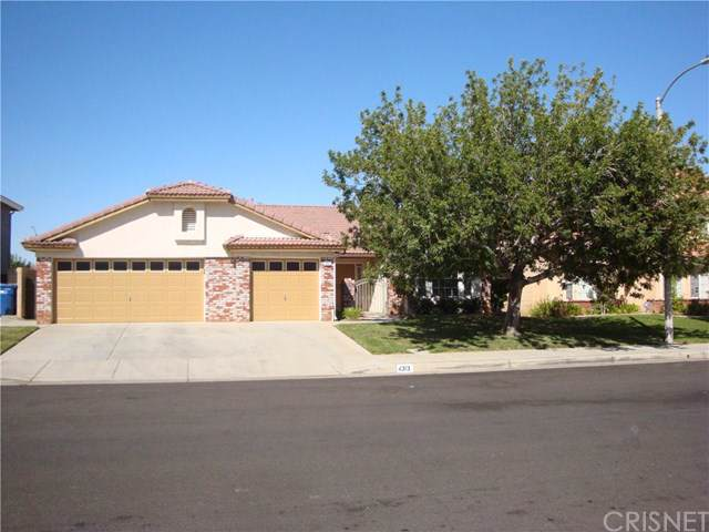 4313 Cocina Lane, Palmdale, CA 93551 (#SR19220832) :: The Ashley Cooper Team
