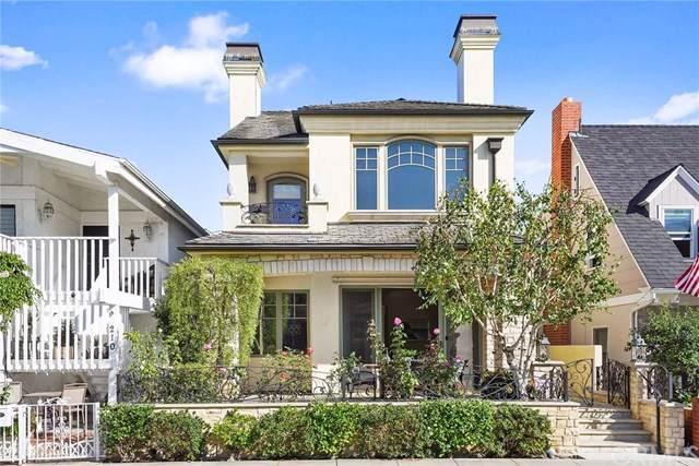 208 Emerald, Newport Beach, CA 92662 (#NP19216685) :: Fred Sed Group