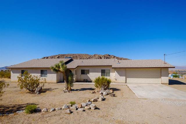 32232 Topaz Road, Lucerne Valley, CA 92356 (#517628) :: The Najar Group