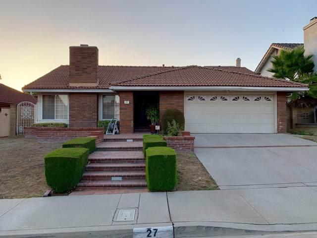 27 Sundance Drive, Pomona, CA 91766 (#ML81768733) :: Cal American Realty