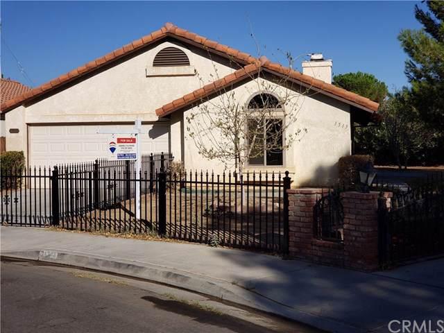 3513 Acorde Avenue, Palmdale, CA 93550 (#PW19221043) :: RE/MAX Estate Properties