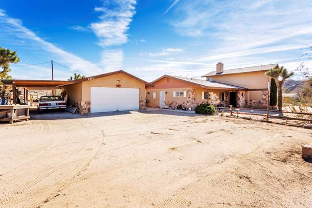 8715 Desert Shadow Road, Joshua Tree, CA 92252 (#JT19221153) :: Berkshire Hathaway Home Services California Properties