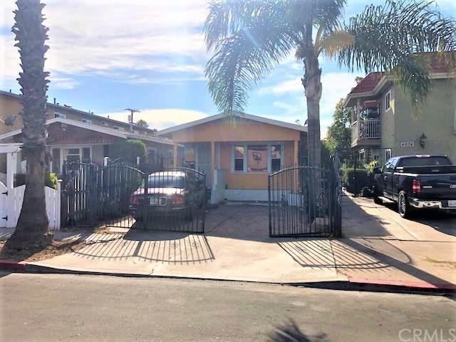 4066 Cherokee Avenue, San Diego, CA 92104 (#CV19221150) :: RE/MAX Empire Properties