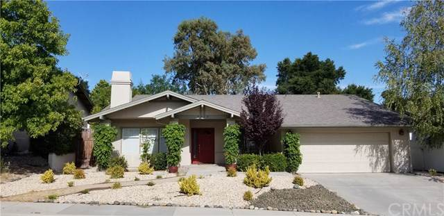 1520 Via Rosa, Paso Robles, CA 93446 (#NS19221172) :: Fred Sed Group