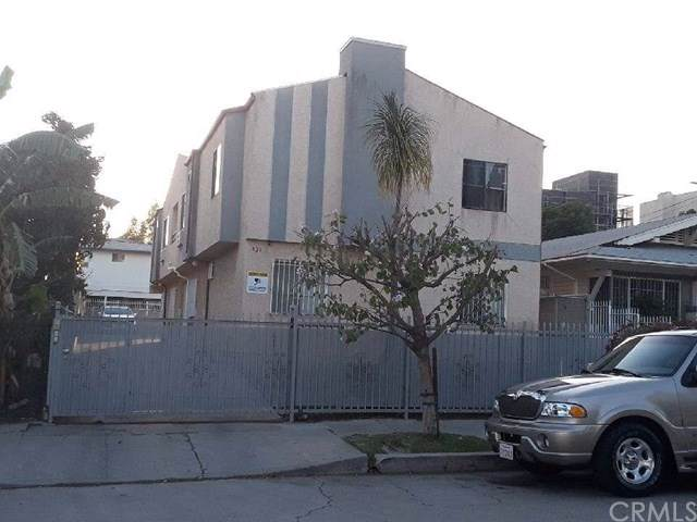 331 N Serrano Avenue, Los Angeles (City), CA 90004 (#SB19221376) :: Crudo & Associates