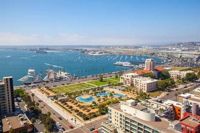 1388 Kettner Blvd #2507, San Diego, CA 92101 (#190051429) :: Brandon Hobbs Group