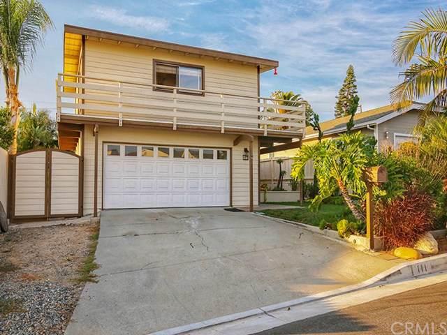 111 Avenida Carmelo, San Clemente, CA 92672 (#OC19220730) :: Berkshire Hathaway Home Services California Properties