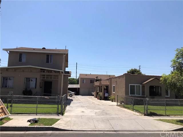 3574 E 56th Street, Los Angeles (City), CA 90270 (#CV19213797) :: The Parsons Team