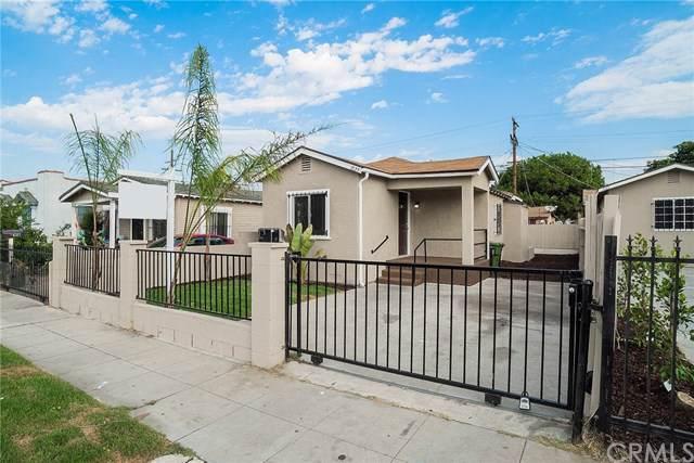 1035 W 66th Street, Los Angeles (City), CA 90044 (#DW19221163) :: Crudo & Associates