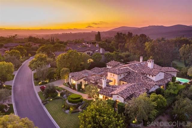 18363 Calle La Serra, Rancho Santa Fe, CA 92091 (#190051454) :: Compass California Inc.