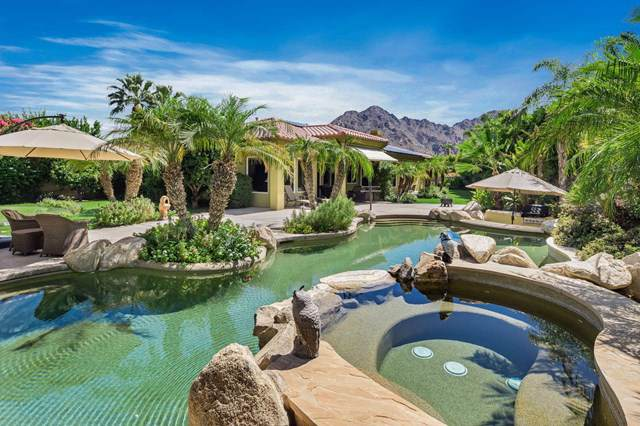 77352 Box Ridge Place, Indian Wells, CA 92210 (#219030088DA) :: Rogers Realty Group/Berkshire Hathaway HomeServices California Properties