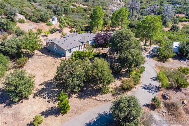 17851 Winn Ranch Rd, Julian, CA 92036 (#190051442) :: RE/MAX Empire Properties