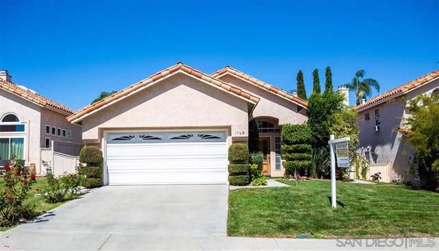 1769 Pinnacle Ct, Vista, CA 92081 (#190051469) :: Cal American Realty