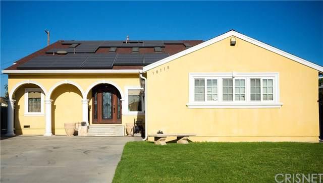 10118 Sophia Avenue, North Hills, CA 91343 (#SR19221146) :: Fred Sed Group