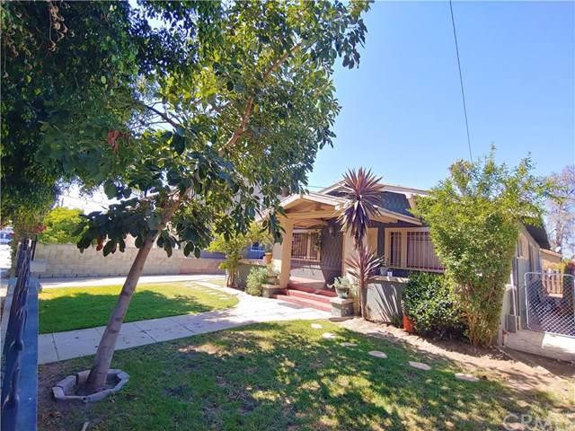 4621 Wesley Avenue, Los Angeles (City), CA 90037 (#DW19221634) :: Crudo & Associates