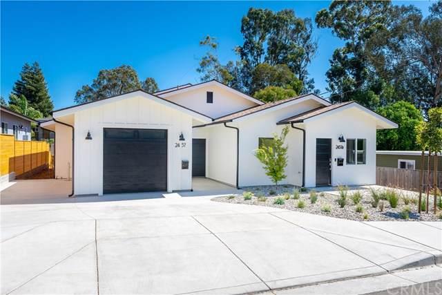 2457-& 2457A Gerda, San Luis Obispo, CA 93401 (#SP19220961) :: RE/MAX Parkside Real Estate