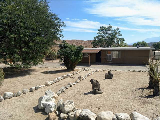49387 Park Avenue, Morongo Valley, CA 92256 (#JT19221807) :: Sperry Residential Group