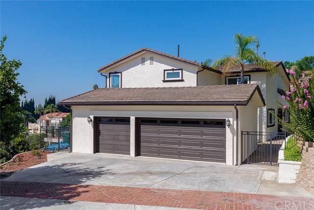 1640 Dorothea Road, La Habra Heights, CA 90631 (#DW19220807) :: Fred Sed Group