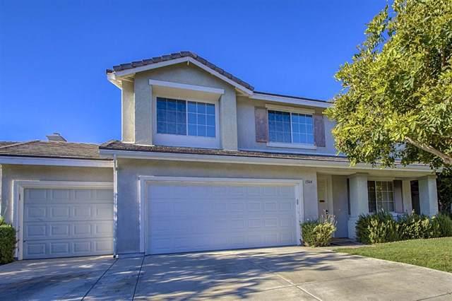 1564 Summer Creek Court, Vista, CA 92084 (#190051491) :: Cal American Realty