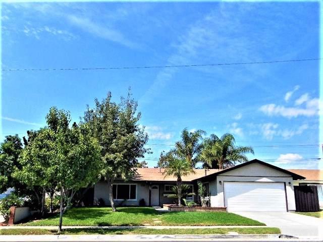 855 Calle La Palmera, Camarillo, CA 93010 (#CV19221773) :: Heller The Home Seller