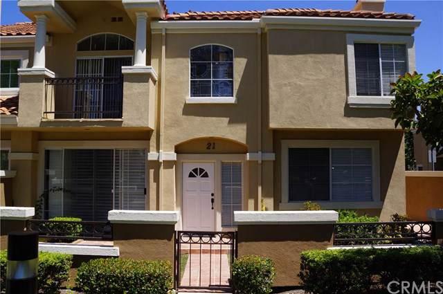 21 Front Row, Aliso Viejo, CA 92656 (#OC19221890) :: Z Team OC Real Estate