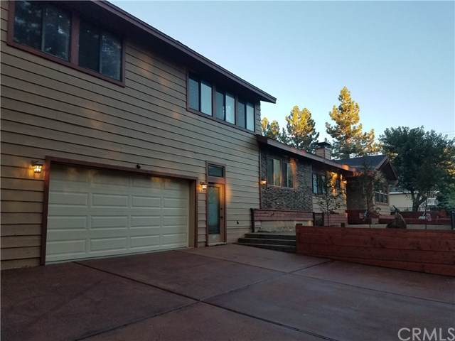 43140 Moonridge Road, Big Bear, CA 92315 (#PI19221776) :: The Najar Group