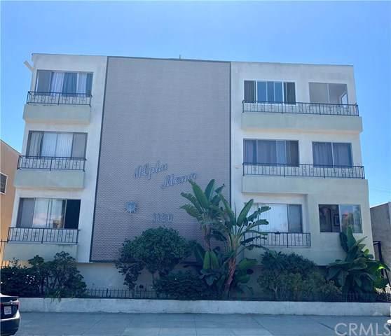 1130 E 1st Street #102, Long Beach, CA 90802 (#DW19221963) :: RE/MAX Masters