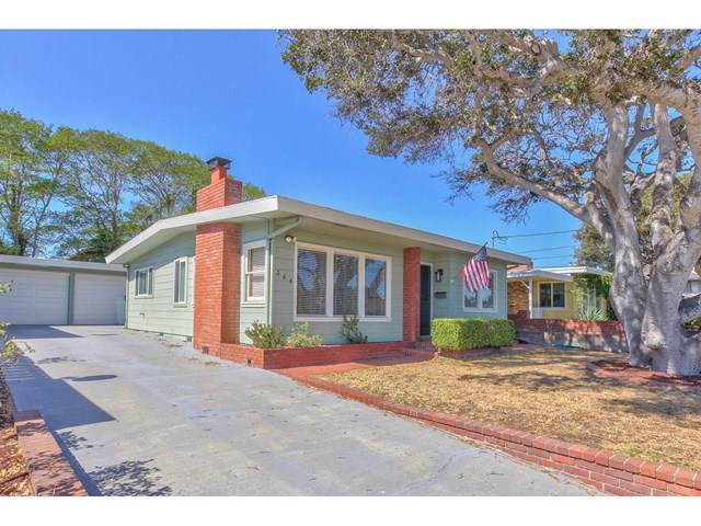 364 Ramona Avenue, Monterey, CA 93940 (#ML81768744) :: Z Team OC Real Estate