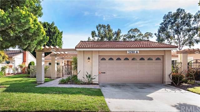 3290 San Amadeo A, Laguna Woods, CA 92637 (#OC19222012) :: Z Team OC Real Estate