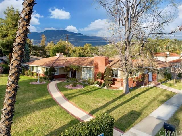 1300 N Santa Anita Avenue, Arcadia, CA 91006 (#AR19222026) :: Brandon Hobbs Group