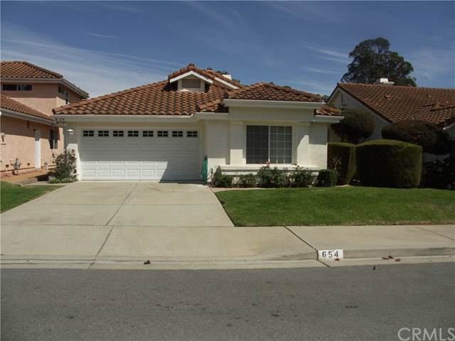 654 Woodgreen Way, Nipomo, CA 93444 (#PI19220890) :: RE/MAX Parkside Real Estate