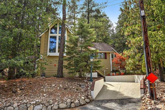 26625 Brentwood Lane, Lake Arrowhead, CA 92352 (#EV19222144) :: Realty ONE Group Empire