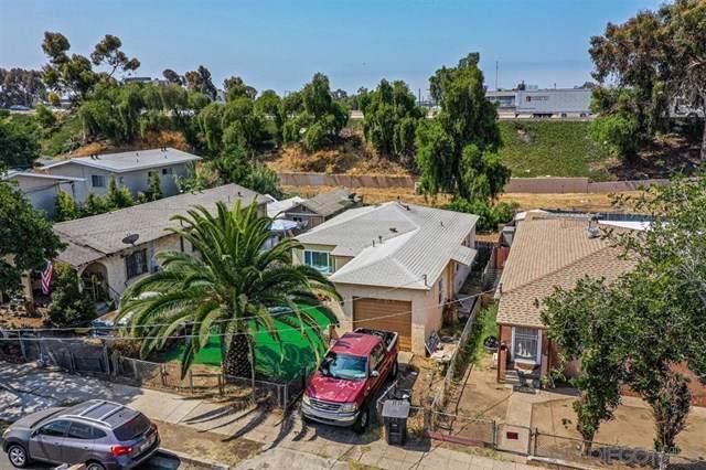 3673 Birch Street, San Diego, CA 92113 (#190051573) :: J1 Realty Group