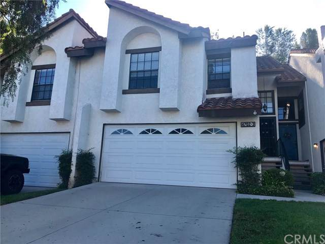 4702 E Via La Paloma #3, Orange, CA 92869 (#PW19222342) :: Heller The Home Seller
