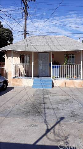 5931 S San Pedro Street, Los Angeles (City), CA 90003 (#SB19222343) :: Heller The Home Seller