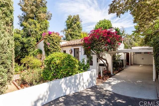 294 Marguerita Lane, Pasadena, CA 91106 (#RS19220488) :: The Brad Korb Real Estate Group